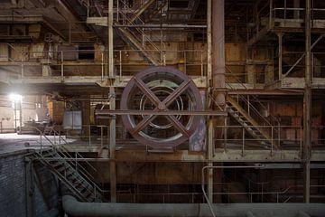 großes Rad von Kristof Ven