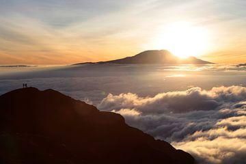 Kilimanjaro van Menno Boermans