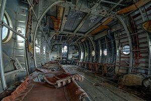 Fallschirmjäger: das verlassene Marineflugzeug