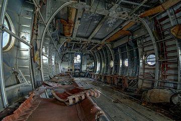 Verlaten Marine Vliegtuig   (420681) van Wesley Van Vijfeijken