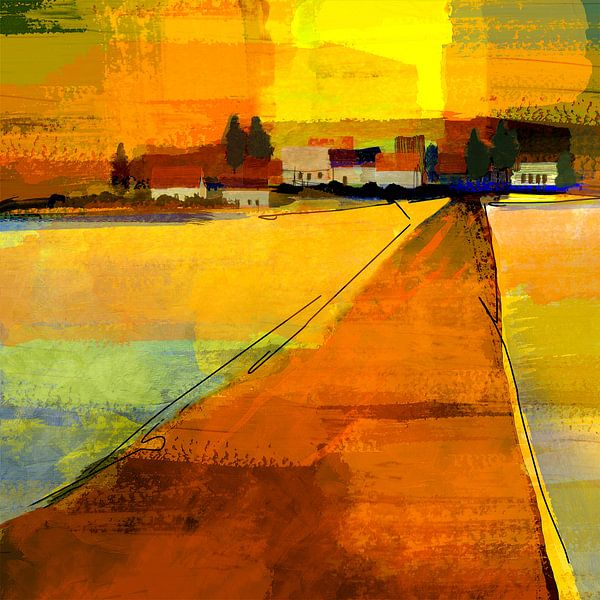 Landscape von Andreas Wemmje