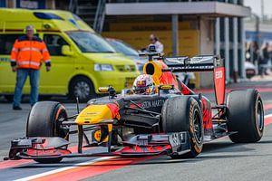 Max Verstappen Zandvoort 2019 Jumbo Racing Day's van Jack Brekelmans