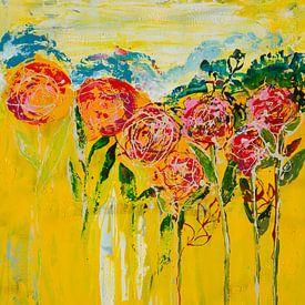 Frühling von Carmen Eisele