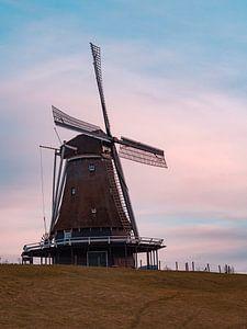 Windmolen van Mariusz Jandy
