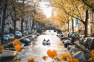 Amsterdam Canals von Marleen Kuijpers