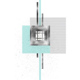 Skandinavisches Design Nr. 42 von Melanie Viola