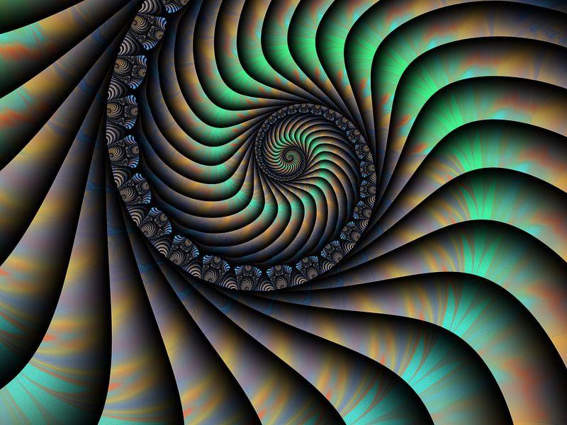 Optische Täuschung von gabiw Art