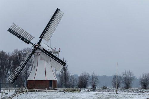 De Witte molen.