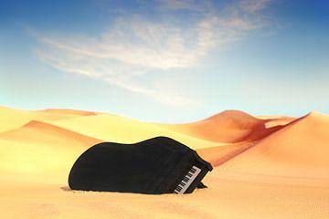 Flügel in der Wüste von Arjen Roos