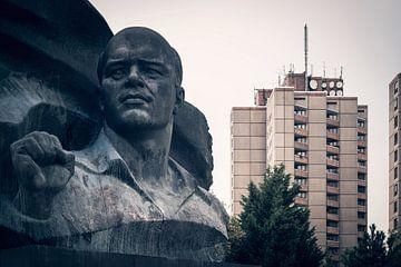 Berlin – Ernst-Thälmann-Park sur Alexander Voss