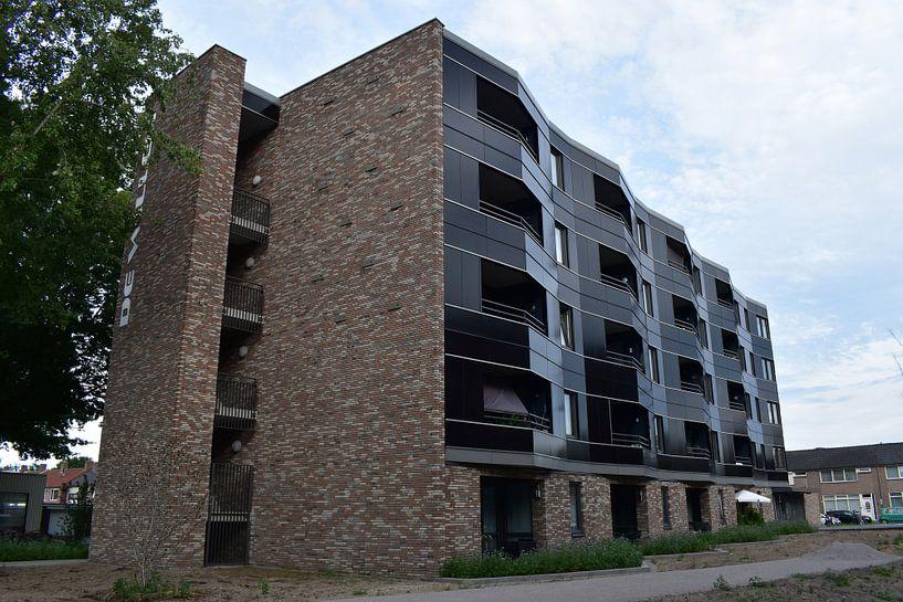 nul-op-de-meter-appartementen 'De Willem' _best_0483 van H,M SOETENS
