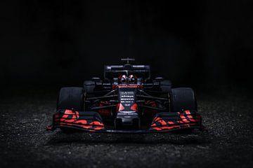 Max Verstappen - RB15 - Shakedown - F1 van Kevin Baarda