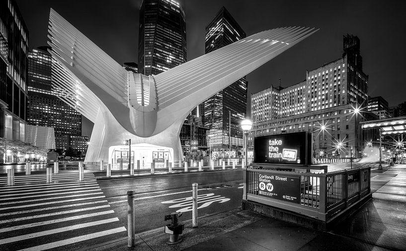 Der Oculus, NY von Photo Wall Decoration
