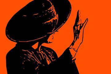 Koningin Maxima Oranje Boven! van Alice Berkien-van Mil