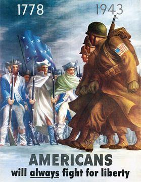 Americans van Jacky Gerritsen