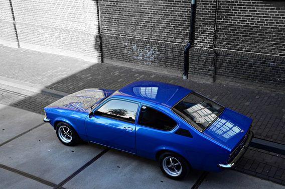 Opel Kadett C Coupe SR