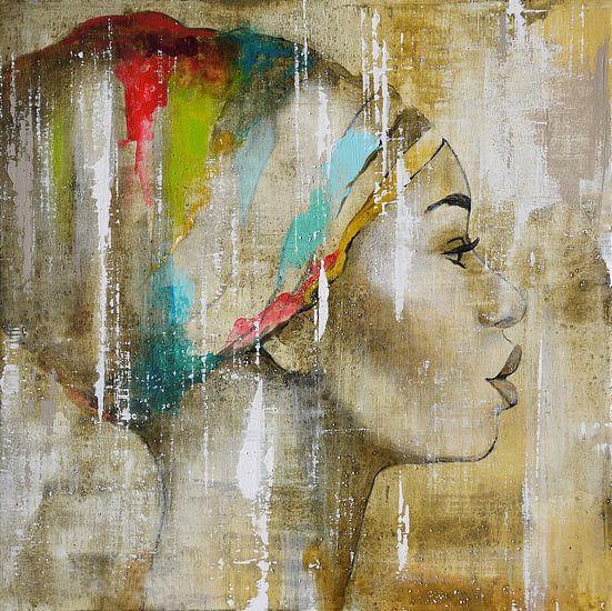 Art face 16 van Atelier Paint-Ing