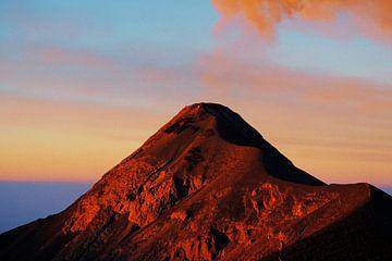 Vulkaan Fuego von Inge Werkman