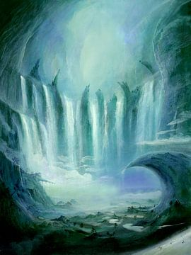 Wasserlauf von Silvian Sternhagel