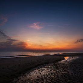 Fantastischer Sonnenuntergang von Bob Daalder