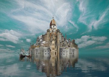 Droom kasteel sur Dray van Beeck