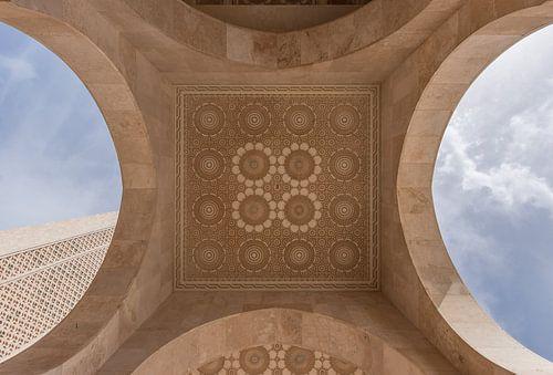Moschee Bögen von