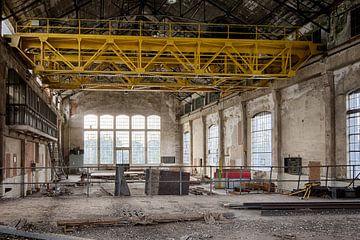 De grote fabriek von Rens Bok