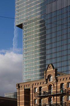 de Rotterdam belicht van Peter de Ruig
