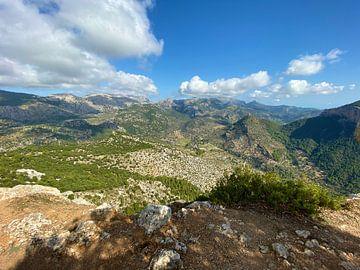 Mallorca - Tramuntana Gebirge von Marek Bednarek