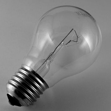 Light bulb von Sean Vos