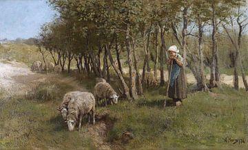 Dekkersduin, Anton Mauve
