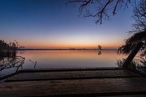 Het ochtendgloren van Wesley Kole