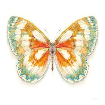 Breekbare vleugels Butterfly II, Danhui Nai van Wild Apple