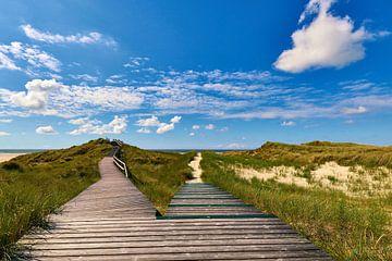 Noordzee-eiland Amrum van Reiner Würz / RWFotoArt
