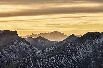Mountain-Skyline van
