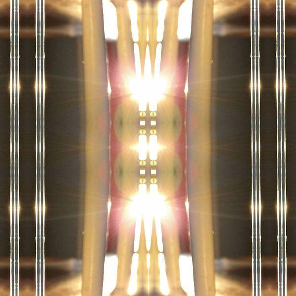 Licht vlinders van Nina IoKa