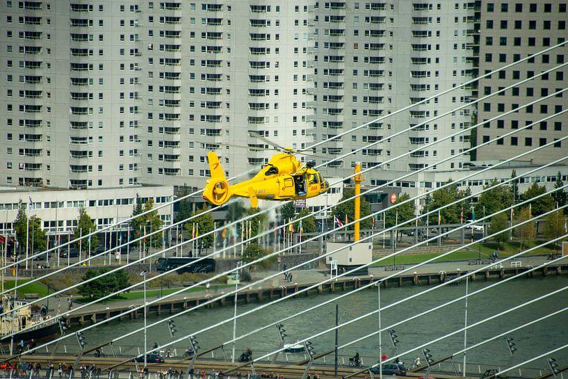 helikopter Sar van Bram de Muijnck