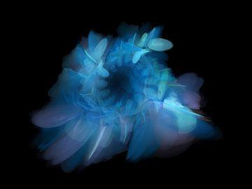 Dance of Blue van Christy Leigh