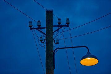 Elektrisches Licht von Jenco van Zalk