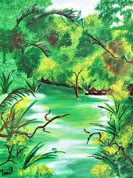 Im Dschungel van Vera Markgraf