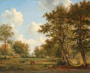 Landschaft bei Hilversum, George Jacobus Johannes van Os