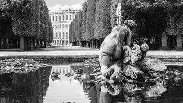 Slot Schonbrunn, Wenen van Chris van Kan