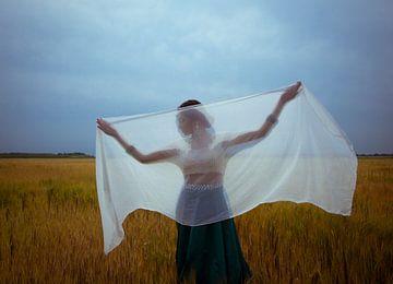 Silhouette von Mirella Lukens