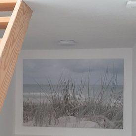 Klantfoto: Nederlandse duinen van DsDuppenPhotography, op canvas