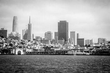 Skyline of San Francisco von Hans Jansen