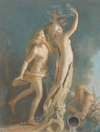 Apollo and Daphne, Jean-Etienne Liotard von Meesterlijcke Meesters