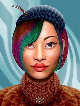 Kleuren van Ton van Hummel (Alias HUVANTO)
