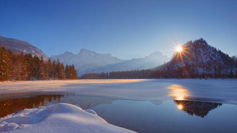 Winter magic van Silvio Schoisswohl