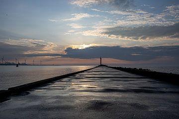 HOEK VAN HOLLAND De pier van Paul Veen