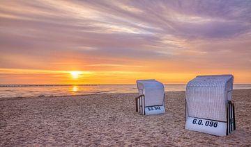 Duitse Strandstoelen, Rügen van Adelheid Smitt